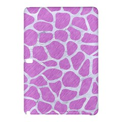 Skin1 White Marble & Purple Colored Pencil (r) Samsung Galaxy Tab Pro 12 2 Hardshell Case