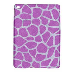 Skin1 White Marble & Purple Colored Pencil (r) Ipad Air 2 Hardshell Cases