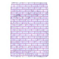 Brick1 White Marble & Purple Colored Pencil (r) Flap Covers (s)