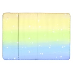 Pastelrainbowgalaxy Samsung Galaxy Tab 8 9  P7300 Flip Case