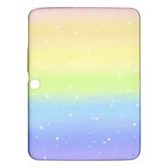Pastelrainbowgalaxy Samsung Galaxy Tab 3 (10 1 ) P5200 Hardshell Case