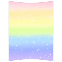 Pastelrainbowgalaxy Back Support Cushion