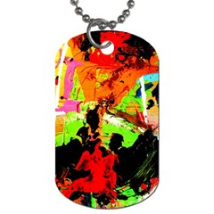 Enterprenuerial 1 Dog Tag (two Sides)