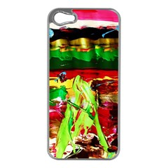 Farewell On The Shore 1 Apple Iphone 5 Case (silver)