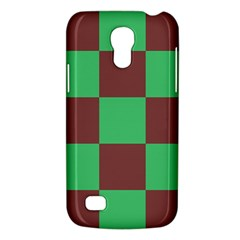 Background Checkers Squares Tile Galaxy S4 Mini