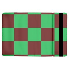 Background Checkers Squares Tile Ipad Air Flip