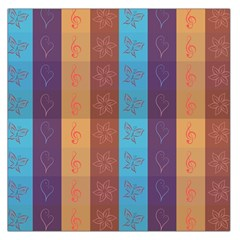 Background Desktop Squares Large Satin Scarf (square) by Sapixe