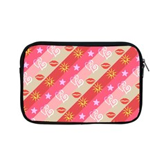 Background Desktop Pink Sun Stars Apple Ipad Mini Zipper Cases