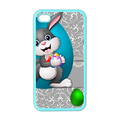 Illustration Celebration Easter Apple Iphone 4 Case (color)