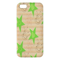 Background Desktop Beige Apple Iphone 5 Premium Hardshell Case