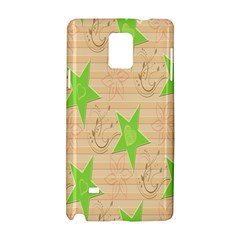 Background Desktop Beige Samsung Galaxy Note 4 Hardshell Case