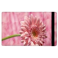 Background Texture Flower Petals Apple Ipad 2 Flip Case