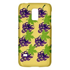 Grapes Background Sheet Leaves Galaxy S5 Mini