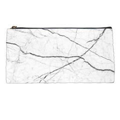 White Background Pattern Tile Pencil Cases by Sapixe