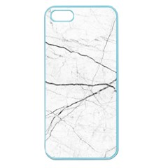 White Background Pattern Tile Apple Seamless Iphone 5 Case (color)