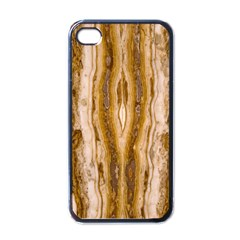 Marble Wall Surface Pattern Apple Iphone 4 Case (black) by Sapixe