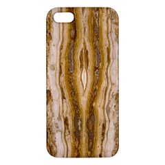 Marble Wall Surface Pattern Apple Iphone 5 Premium Hardshell Case