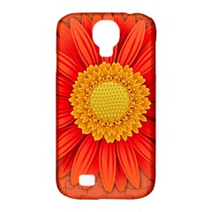 Flower Plant Petal Summer Color Samsung Galaxy S4 Classic Hardshell Case (pc+silicone)