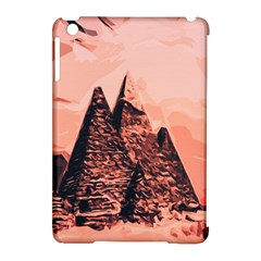 Pyramid Egypt Monumental Apple Ipad Mini Hardshell Case (compatible With Smart Cover) by Sapixe