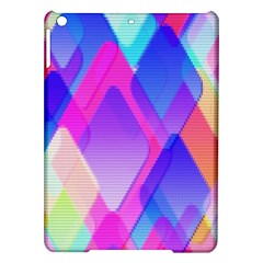 Squares Color Squares Background Ipad Air Hardshell Cases