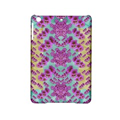 Climbing And Loving Beautiful Flowers Of Fantasy Floral Ipad Mini 2 Hardshell Cases