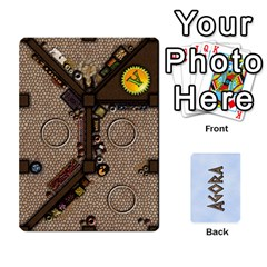 Agoraphobia By Fccdad   Playing Cards 54 Designs (rectangle)   Q5ldtrk2aorv   Www Artscow Com Front - Diamond5