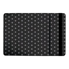 Geometric Pattern Dark Samsung Galaxy Tab Pro 10 1  Flip Case