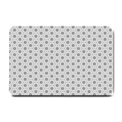 Geometric Pattern Light Small Doormat