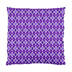 Jess Violet Standard Cushion Case (one Side) by jumpercat