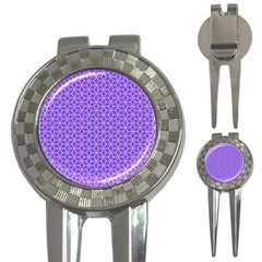 Lavender Tiles 3 In 1 Golf Divots