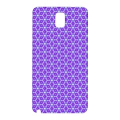 Lavender Tiles Samsung Galaxy Note 3 N9005 Hardshell Back Case
