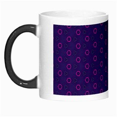 Dark Tech Fruit Pattern Morph Mugs