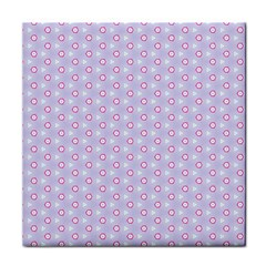 Light Tech Fruit Pattern Face Towel