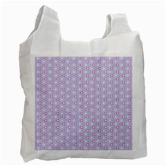 Light Tech Fruit Pattern Recycle Bag (one Side)