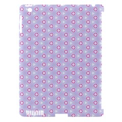 Light Tech Fruit Pattern Apple Ipad 3/4 Hardshell Case (compatible With Smart Cover)