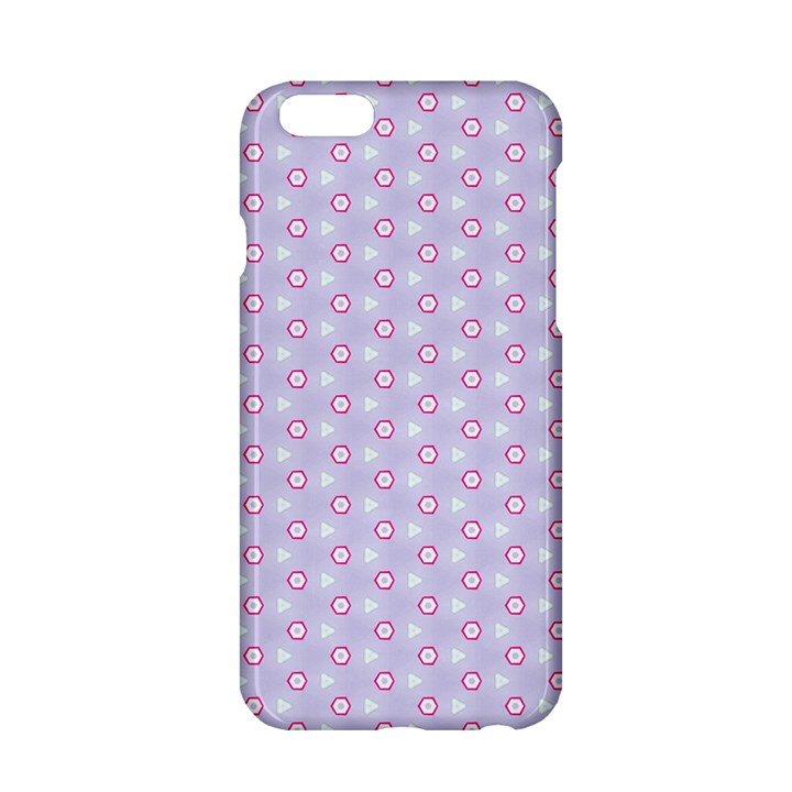 Light Tech Fruit Pattern Apple iPhone 6/6S Hardshell Case
