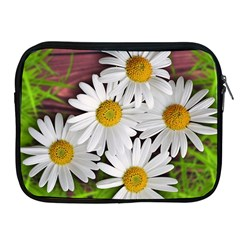 Flowers Flower Background Design Apple Ipad 2/3/4 Zipper Cases