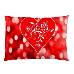 Love Romantic Greeting Celebration Pillow Case