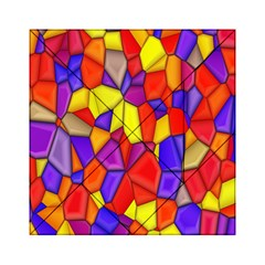 Mosaic Tiles Pattern Texture Acrylic Tangram Puzzle (6  X 6 )