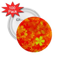 Background Reason Pattern Design 2 25  Buttons (100 Pack)