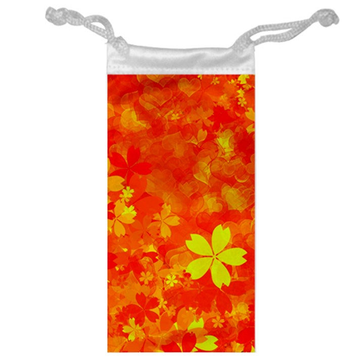 Background Reason Pattern Design Jewelry Bags