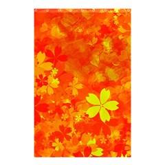 Background Reason Pattern Design Shower Curtain 48  X 72  (small)