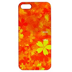 Background Reason Pattern Design Apple Iphone 5 Hardshell Case With Stand by Sapixe