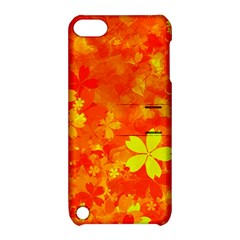Background Reason Pattern Design Apple Ipod Touch 5 Hardshell Case With Stand