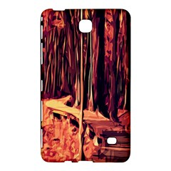 Forest Autumn Trees Trail Road Samsung Galaxy Tab 4 (8 ) Hardshell Case