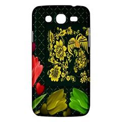 Background Reason Tulips Colors Samsung Galaxy Mega 5 8 I9152 Hardshell Case