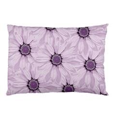 Background Desktop Flowers Lilac Pillow Case