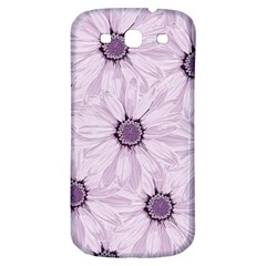 Background Desktop Flowers Lilac Samsung Galaxy S3 S Iii Classic Hardshell Back Case