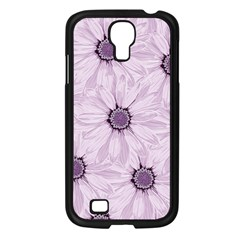 Background Desktop Flowers Lilac Samsung Galaxy S4 I9500/ I9505 Case (black)