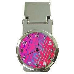 Background Desktop Mosaic Raspberry Money Clip Watches